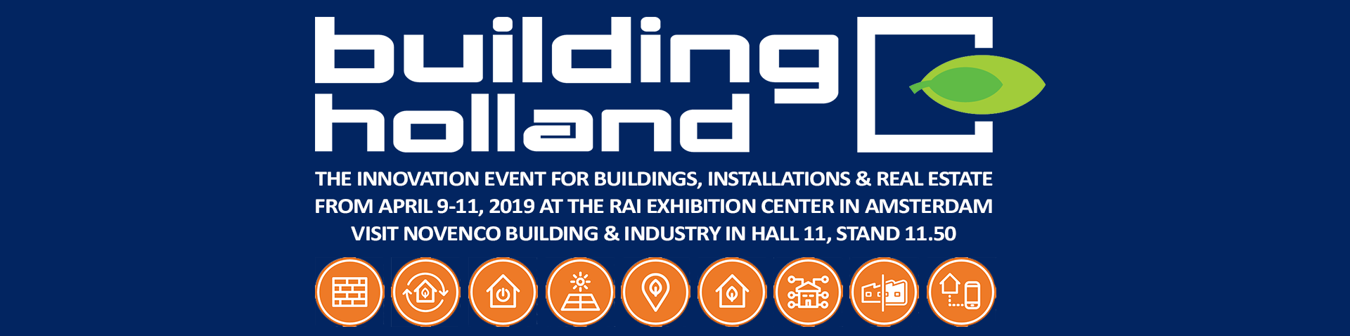 Building Holland 2019