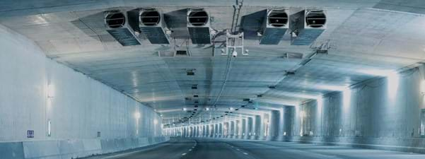 tunnel ventilation system
