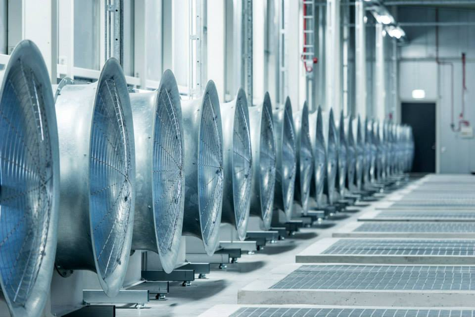 Data center cooling